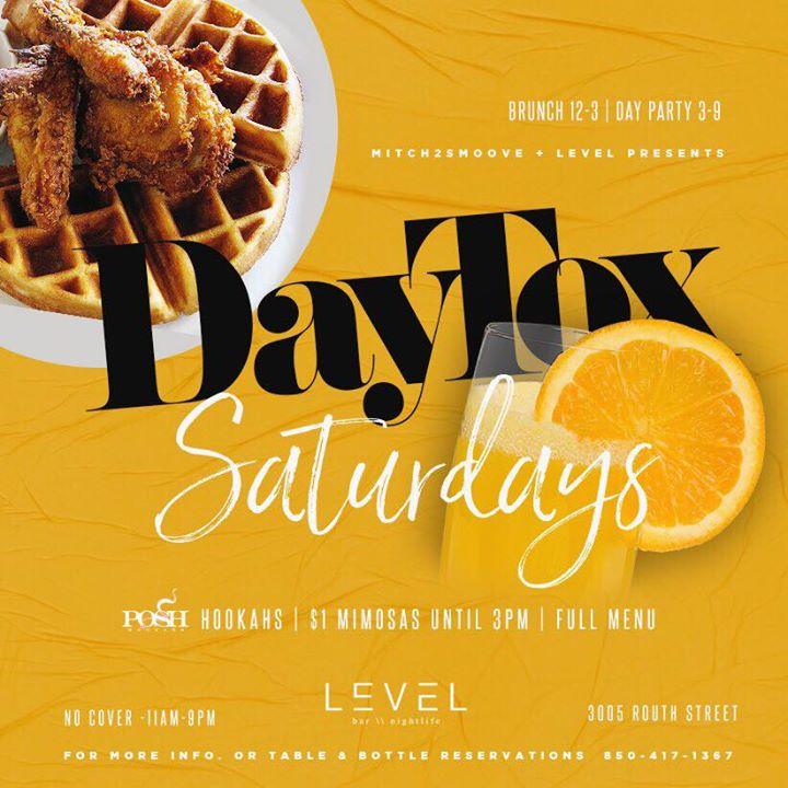 DayTox Saturday Brunch