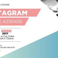 Workshop - Instagram per le aziende