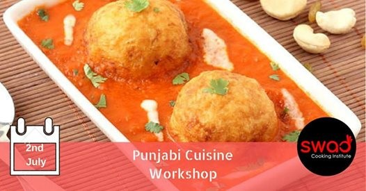 Learn 22 Types Of Punjabi Recipes In Just 2 Days.