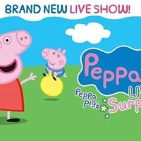 Peppa Pigs Surprise -Kitchener ON Canada