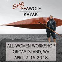 All Women Kayak Building Workshop