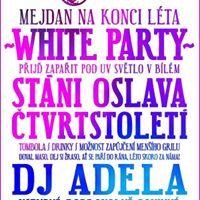 WHITE PARTY a Stni oslava tvrtstolet