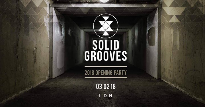 SolidGrooves - 2018 Opening party