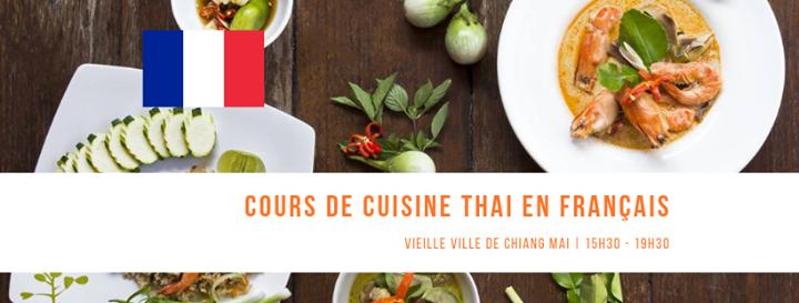 Janvier Cours De Cuisine Thai En Francais Chiang Mai
