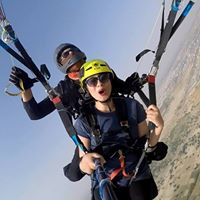 Paragliding in Lahore