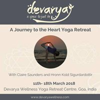 A Journey to the Heart Yoga Retreat