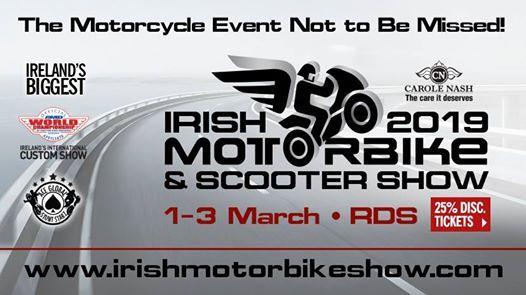 Carole Nash Irish Motorbike and Scooter Show