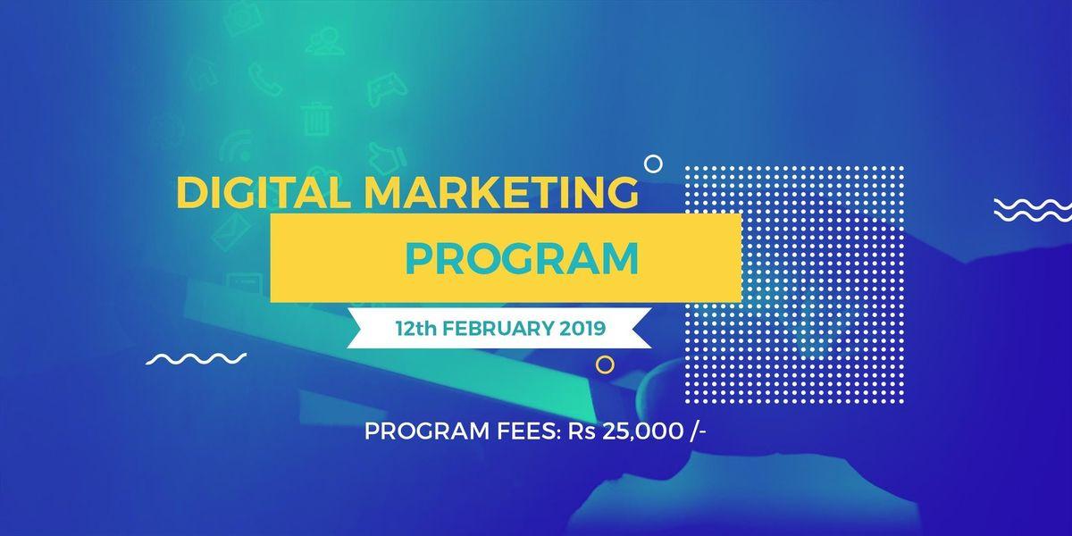 Digital Marketing in Real Estate  12th Feb 2019