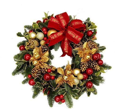 Christmas Wreath Making Workshop (Morning)