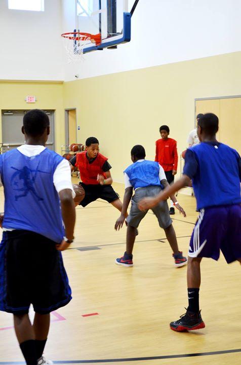 Spring Break Basketball Clinic