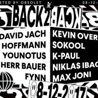 Back2Back hosted by Obsolet