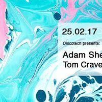 Discotech w Adam Shelton &amp Tom Craven  Discotech DJs