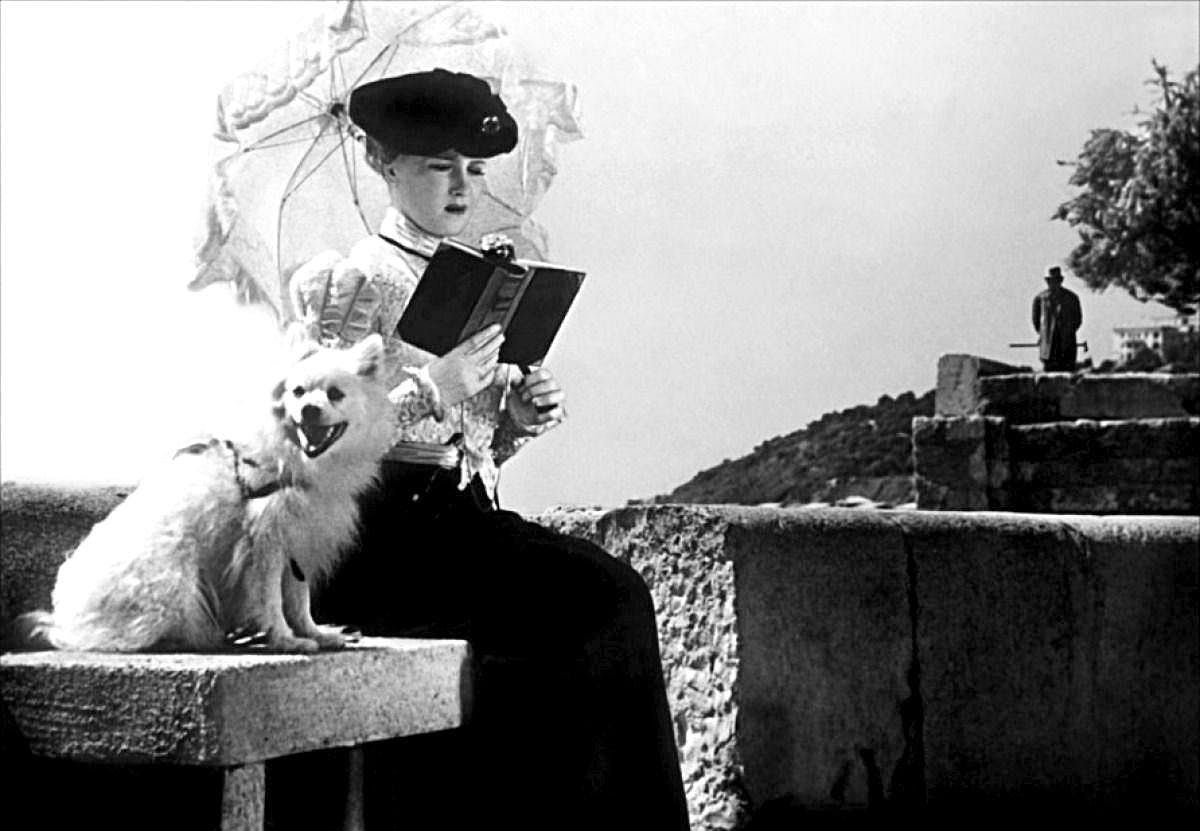 Agora Foundation seminar - The Lady with the Dog by Anton Chekhov - Short Story and Film