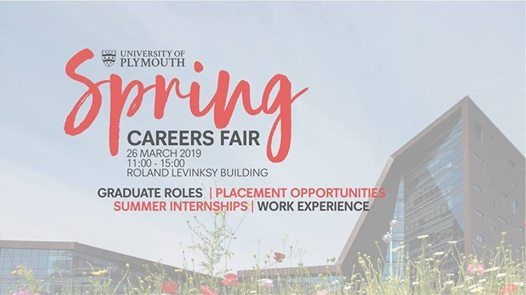 Spring Placement and Graduate Careers Fair 2019