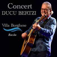 Ducu Bertzi n concert la Bacu