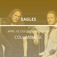 Eagles in Columbia