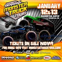 Traxxas Monster Trucks Tour