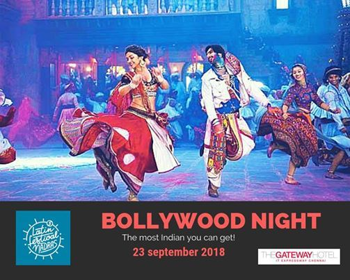 Bollywood Night - LFM 2018