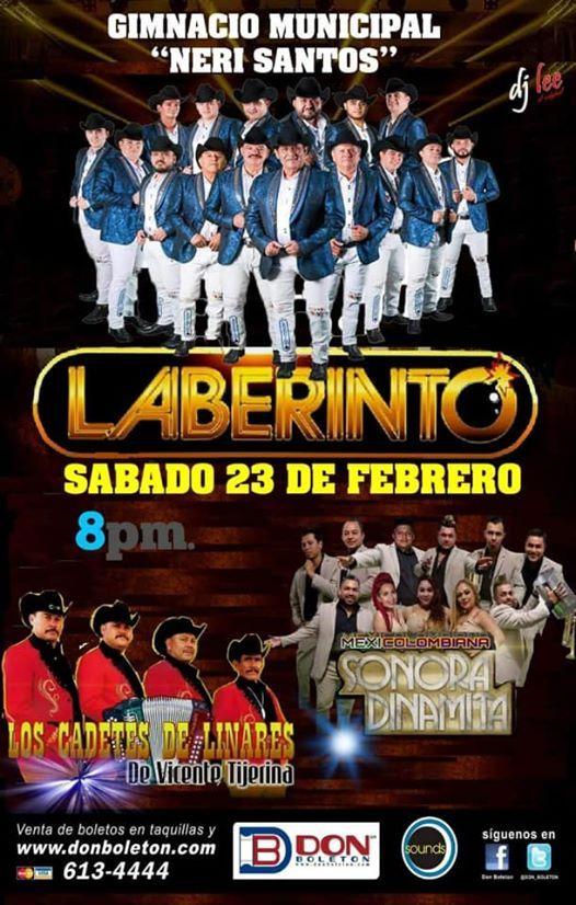 LABERINTO en Ciudad Jurez 2019
