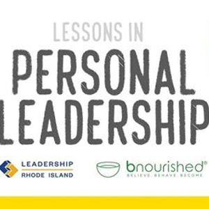 Lessons in Personal Leadership - bmindful Mindfulness