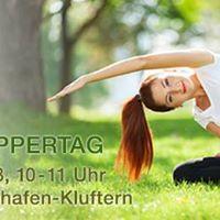 YOGA Schnuppertag Friedrichshafen - Kluftern