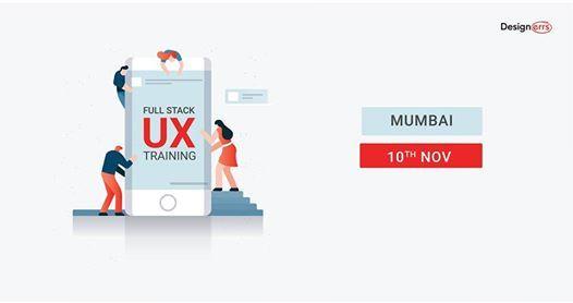 Full Stack UX Design Course in Mumbai (Paid)