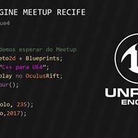 1 Unreal Engine Meetup Recife