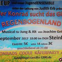 Neuauffhrung &ltKfer Konrad sucht das Regenbogenland&gt