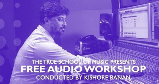 Free Audio Workshop
