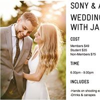 A Wedding Workshop with James Day
