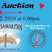 Quarter Auction to Benefit Good Samaritan Health Clinic of Pasco