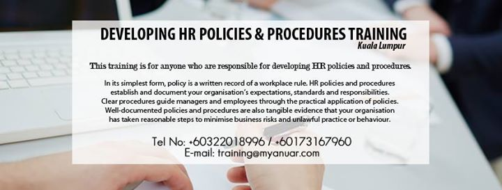 what are all the hr policies Here are 8 reasons why hr policies and procedures manuals benefit managers and employees in all organizations: they alleviate uncertainty.