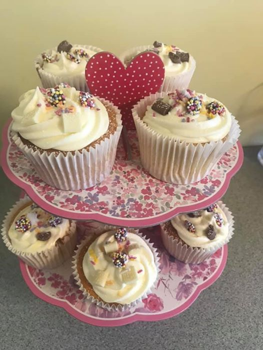 Alzheimers Cupcake and Coffee Morning & June Monthly Market