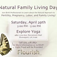 Natural Family Living Day