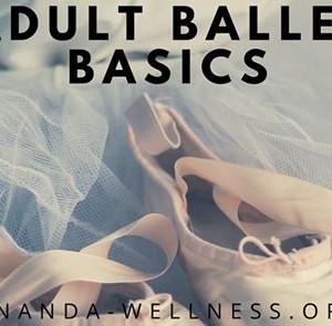 Adult Ballet Basics