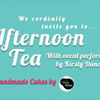 Afternoon Tea and Songs from The Shows