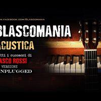 Blascomania Acustica live at La Tana dei Lupi
