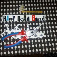 Ef.Zmb Happy Dead Band az Incognitoban