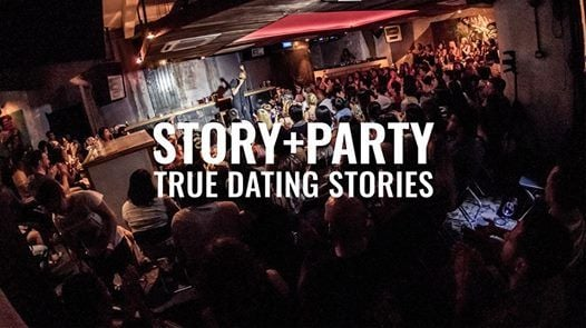 Story Party Stockholm  True Dating Stories