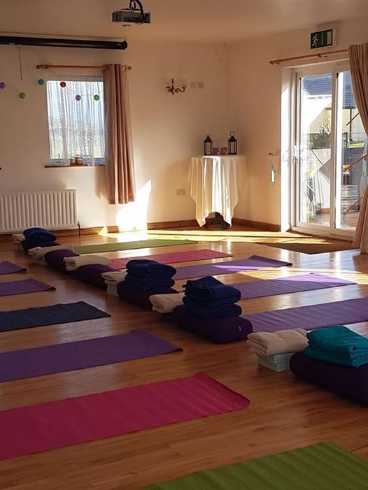 A weekend of Gentle Yoga