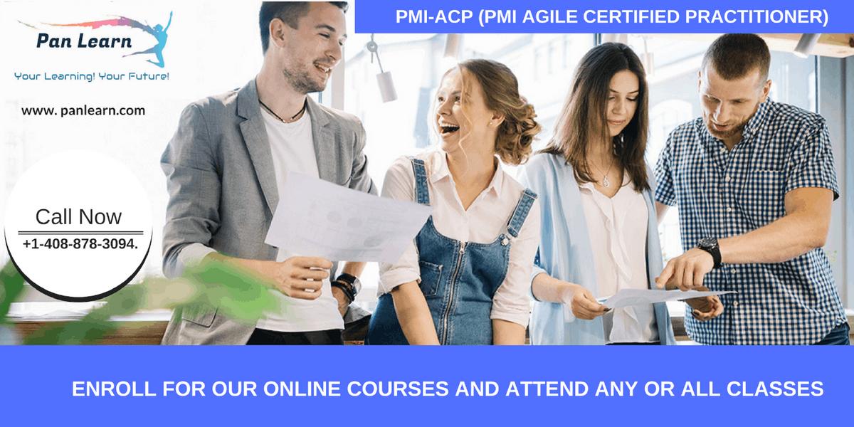PMI-ACP (PMI Agile Certified Practitioner) Training In Irvine CA