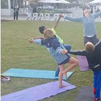 Little Yogis by Wrens Nest (4 - 7 Years)