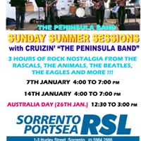 Sunday Summer Sessions Free Gigs