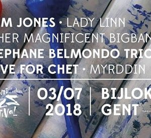 Tom Jones Lady Linn and many more  Gent Jazz Festival