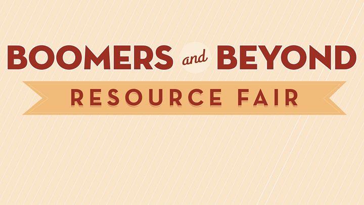 Boomers & Beyond Resource Fair