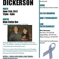 ALS Benefit for Todd Dickerson