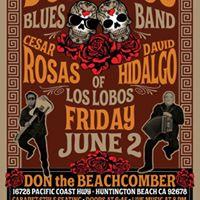Dos Lobos Blues Band wCsar Rosas &amp David Hidalgo