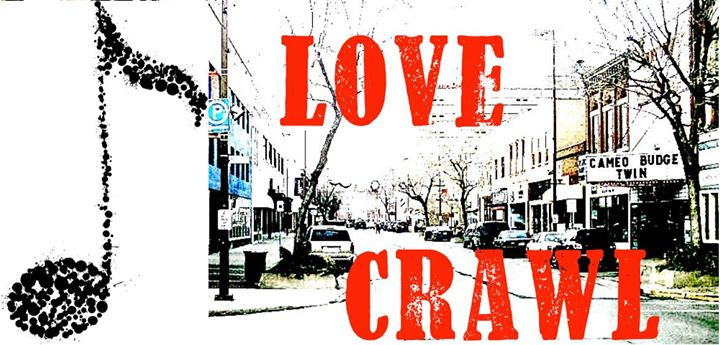 CollECtive Choirs 2nd Annual Barstow St. Love Crawl