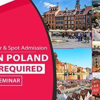 Free Seminar - Study In Poland