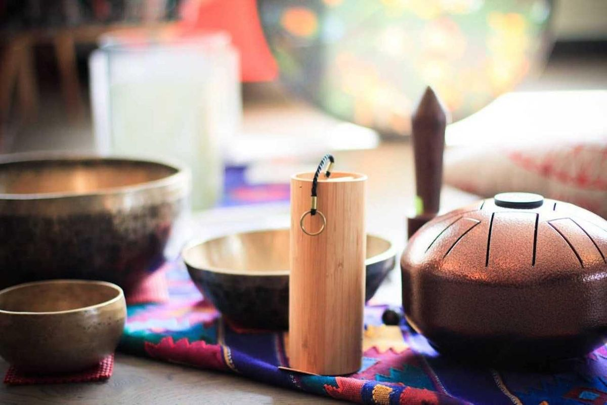 Sound Healing Meditation & Essential Oils Experience